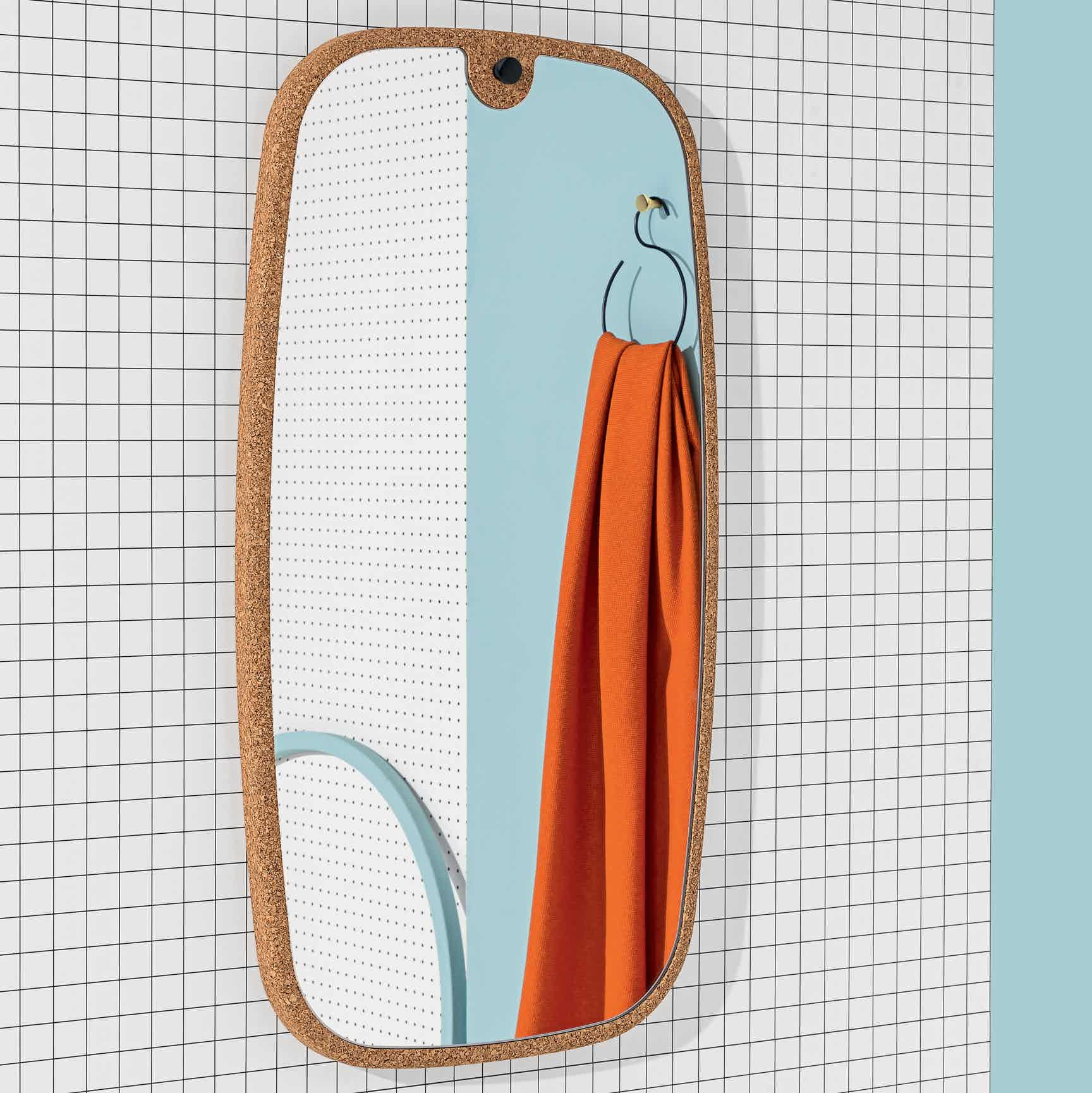 Discipline Komiro Wall Hanging Mirror Haute Living