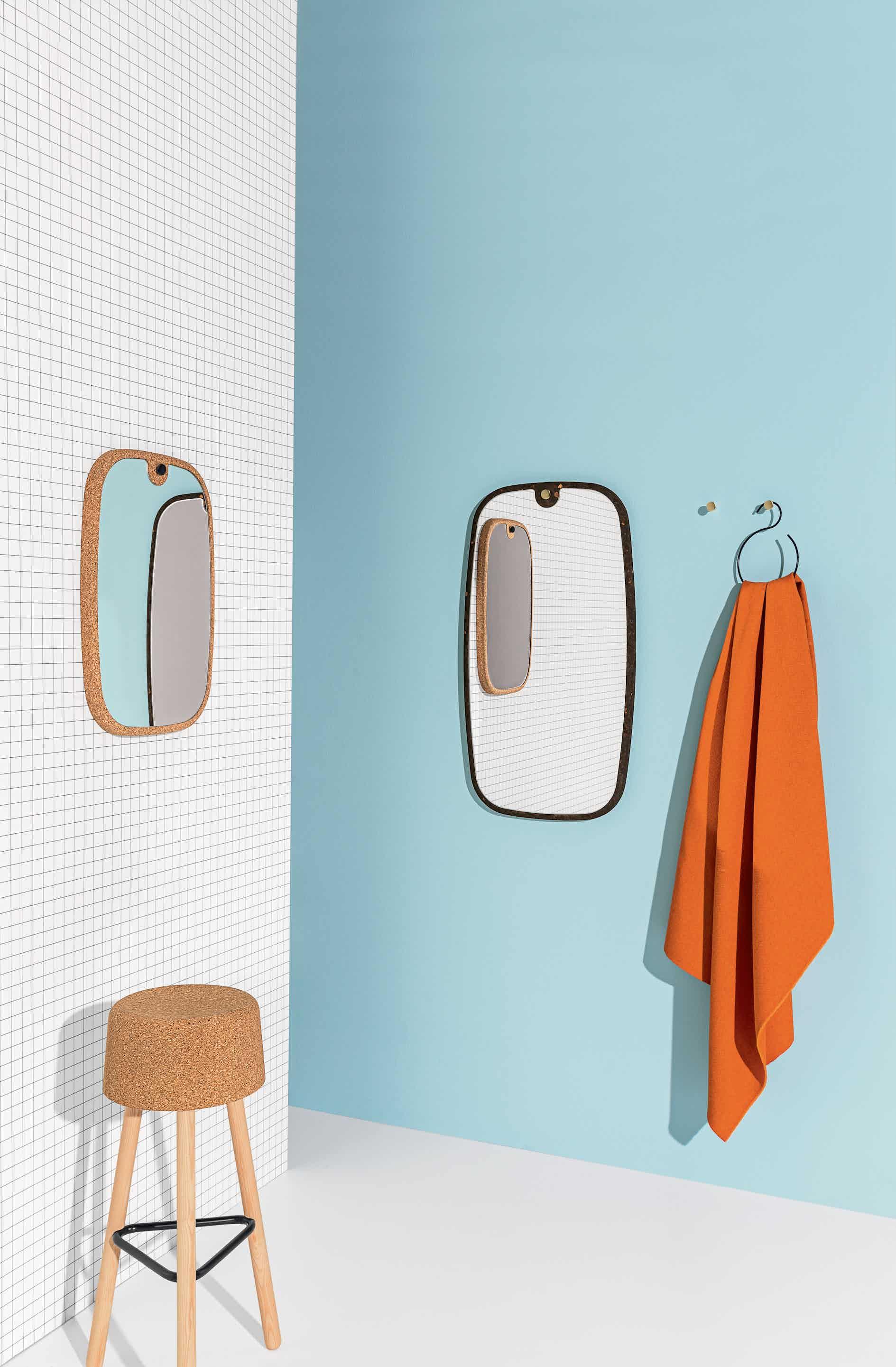 Discipline Komiro Wall Mirror Duo Insitu Haute Living