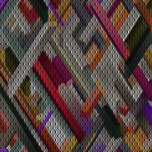 Moooi carpets kubrick square broadloom haute living