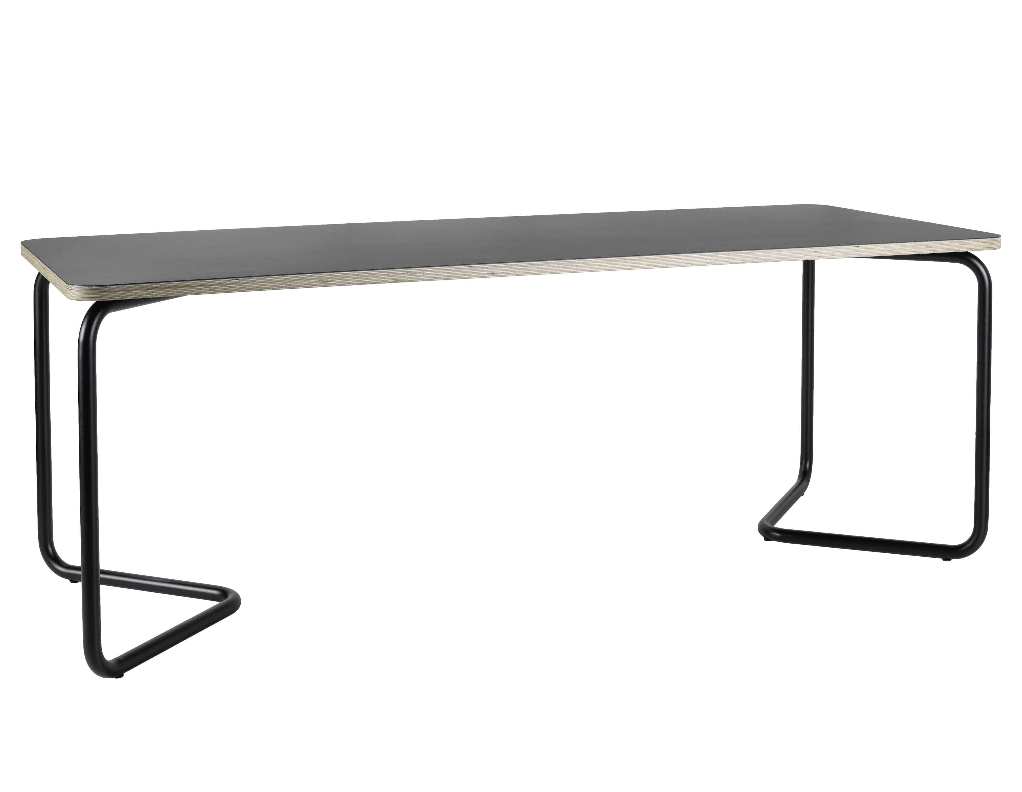 Functionals Large Charcoal Black Kumpel Table Haute Living