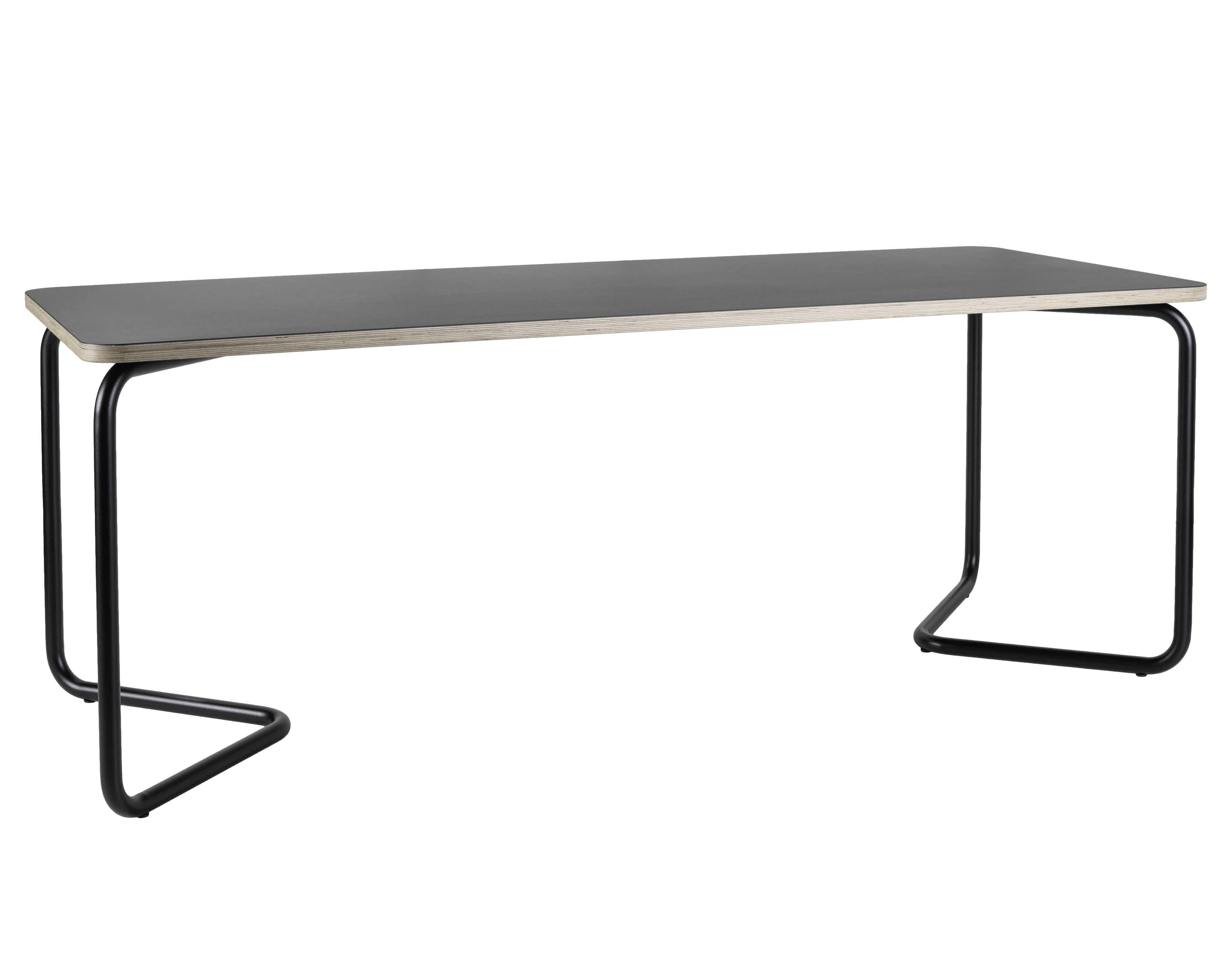 Functionals Large Charcoal Black Kumpel Table Haute Living