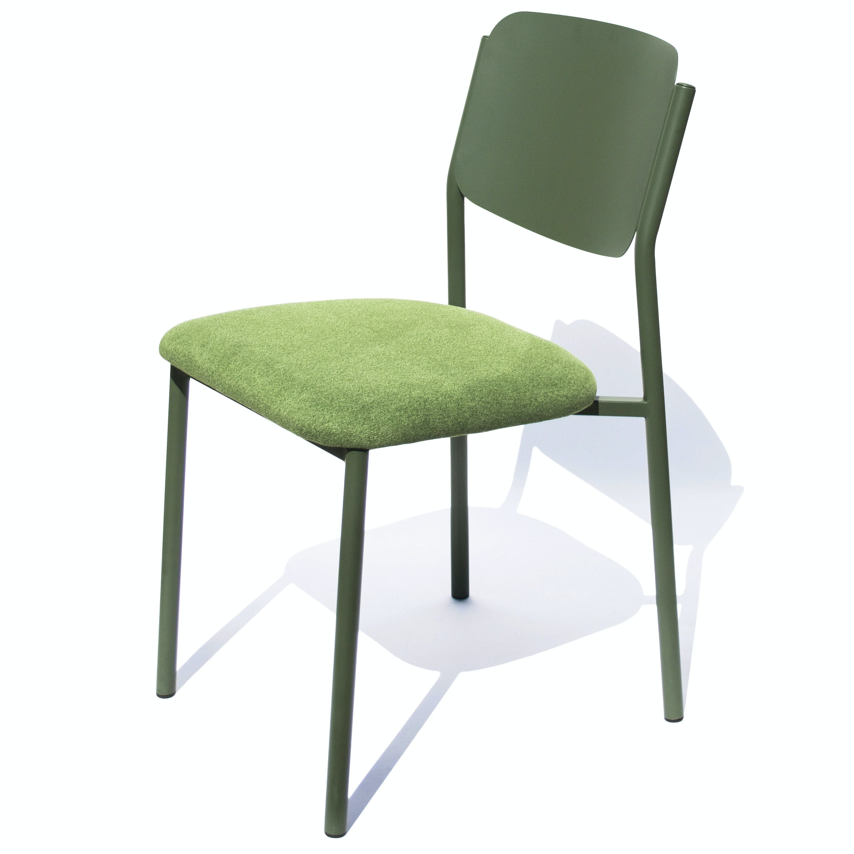 Division 12 Resto Cafe Chair Green Haute Living 190218 193024