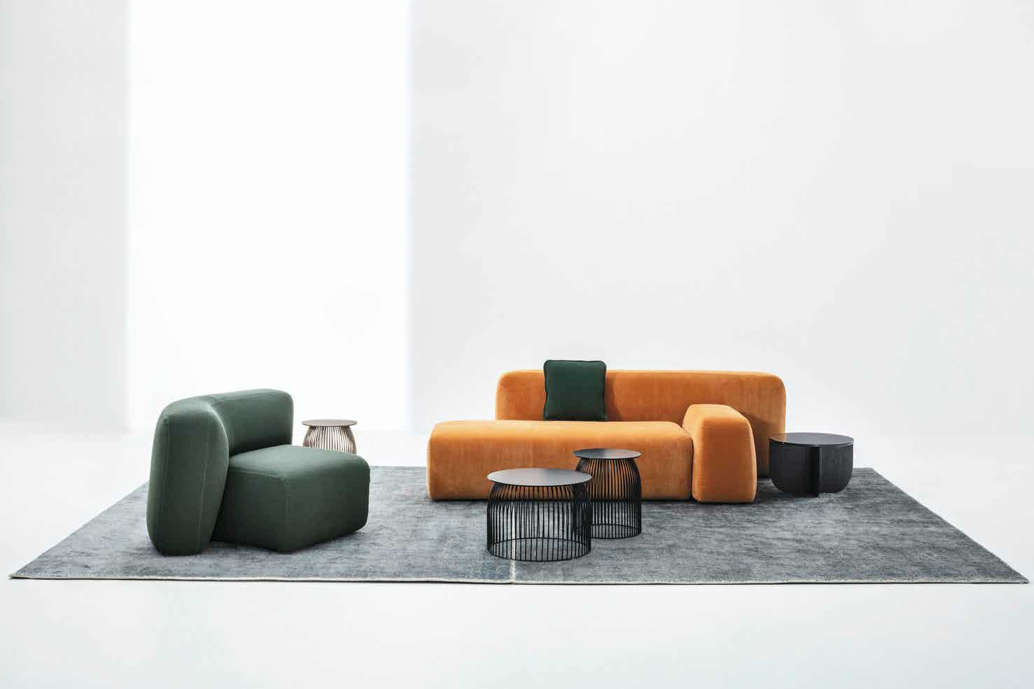 La-cividina-suiseki-sofa-orange-insitu-haute-living