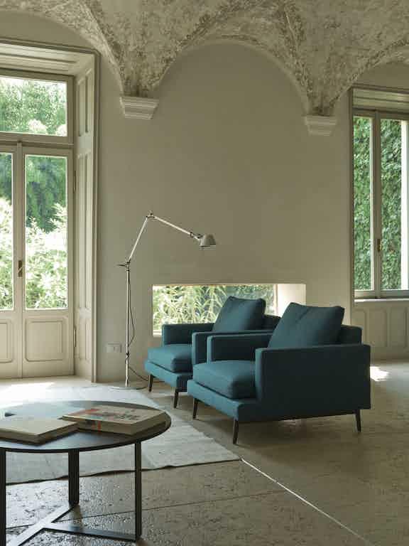 Larsen Verzelloni Armchairs Green