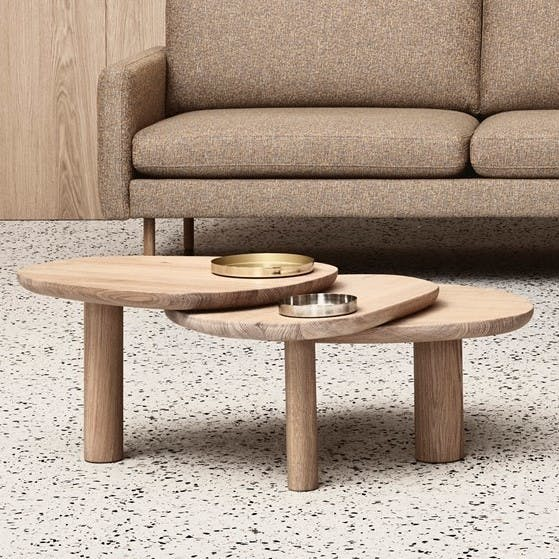 Bolia Latch Coffee Table Insitu