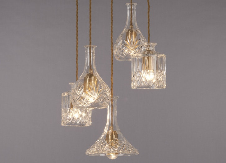 Decanter Light Chandelier 2