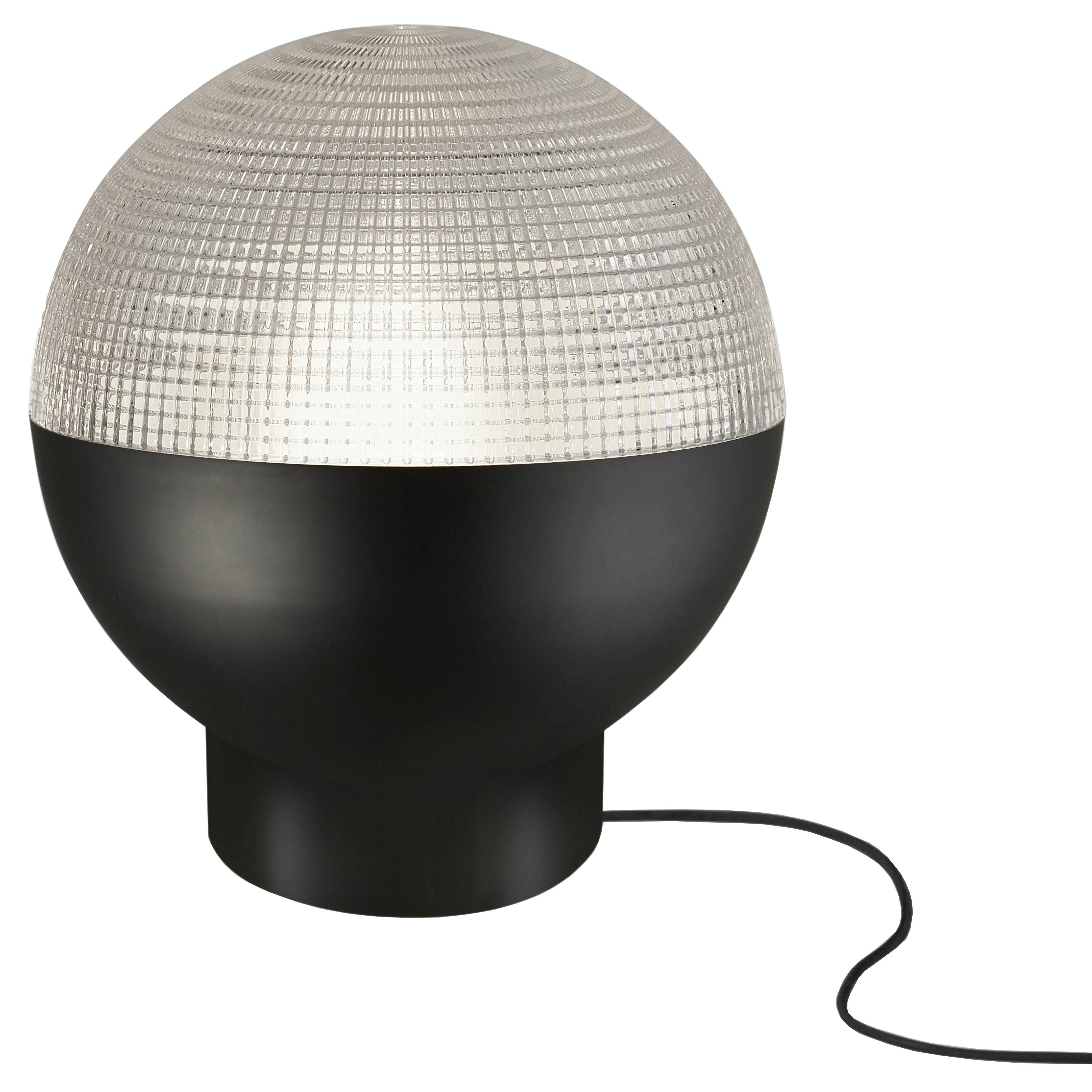 Lens Flair Table Lamp Matte Black Thumbnail