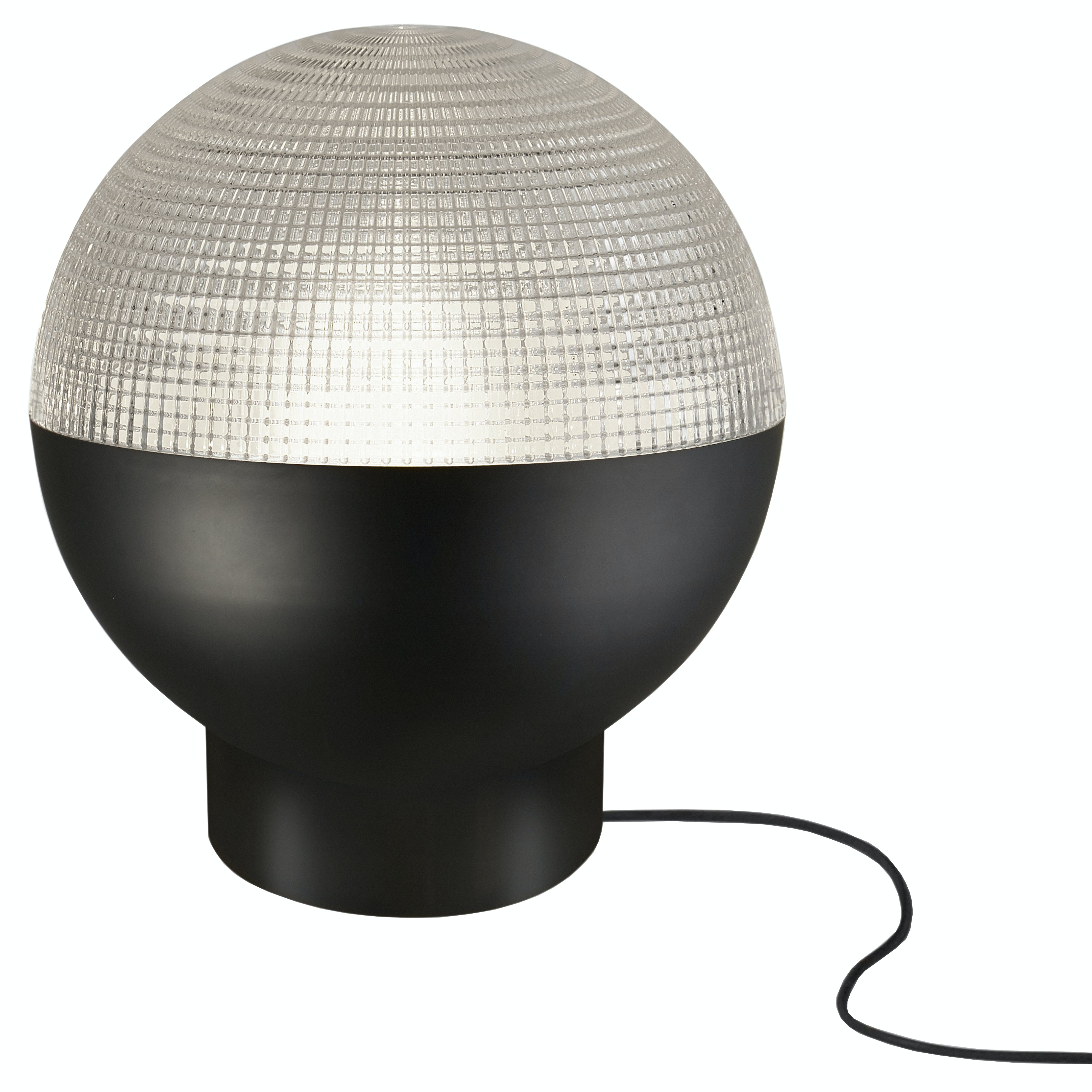 Lens Flair Table Lamp Matte Black Thumbnail