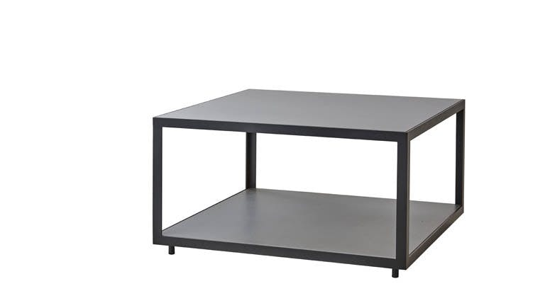 Level Coffee Table Large Light Grey Lava Grey 1