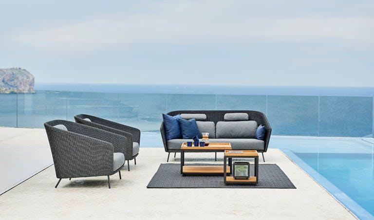 Mega Lounge Chair Mega Lounge Sofa