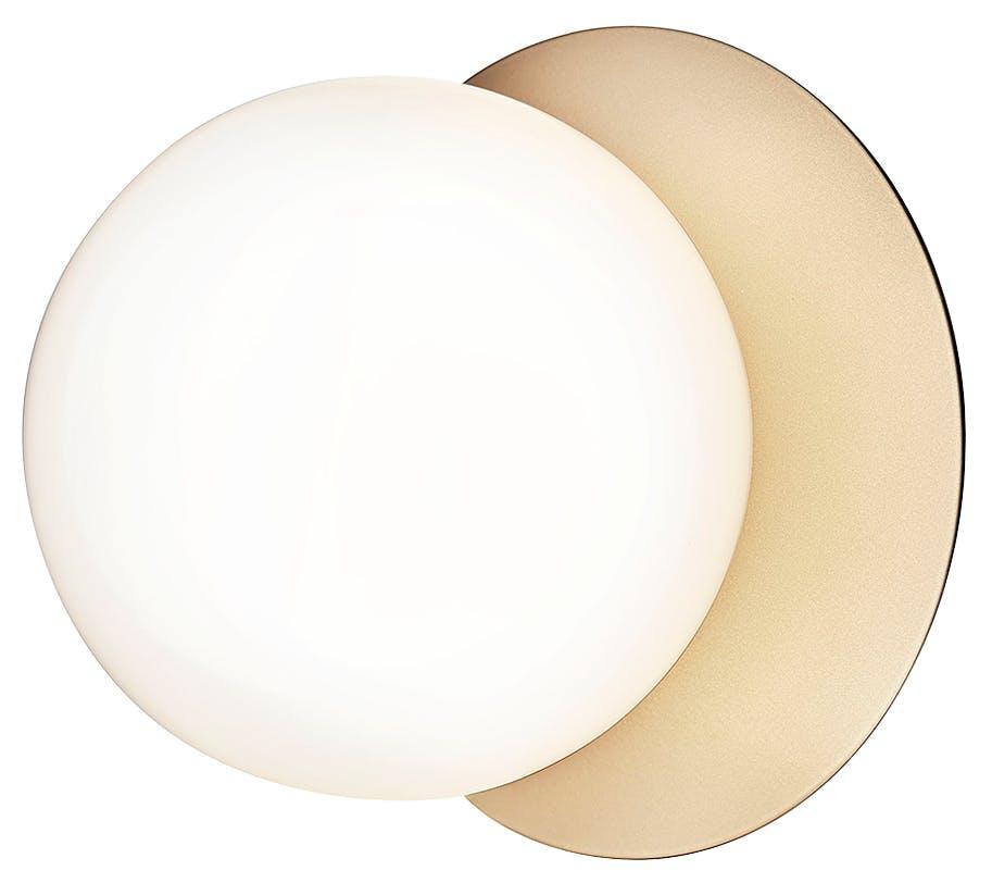 nuura liila 1 wall lamp opal angle haute living