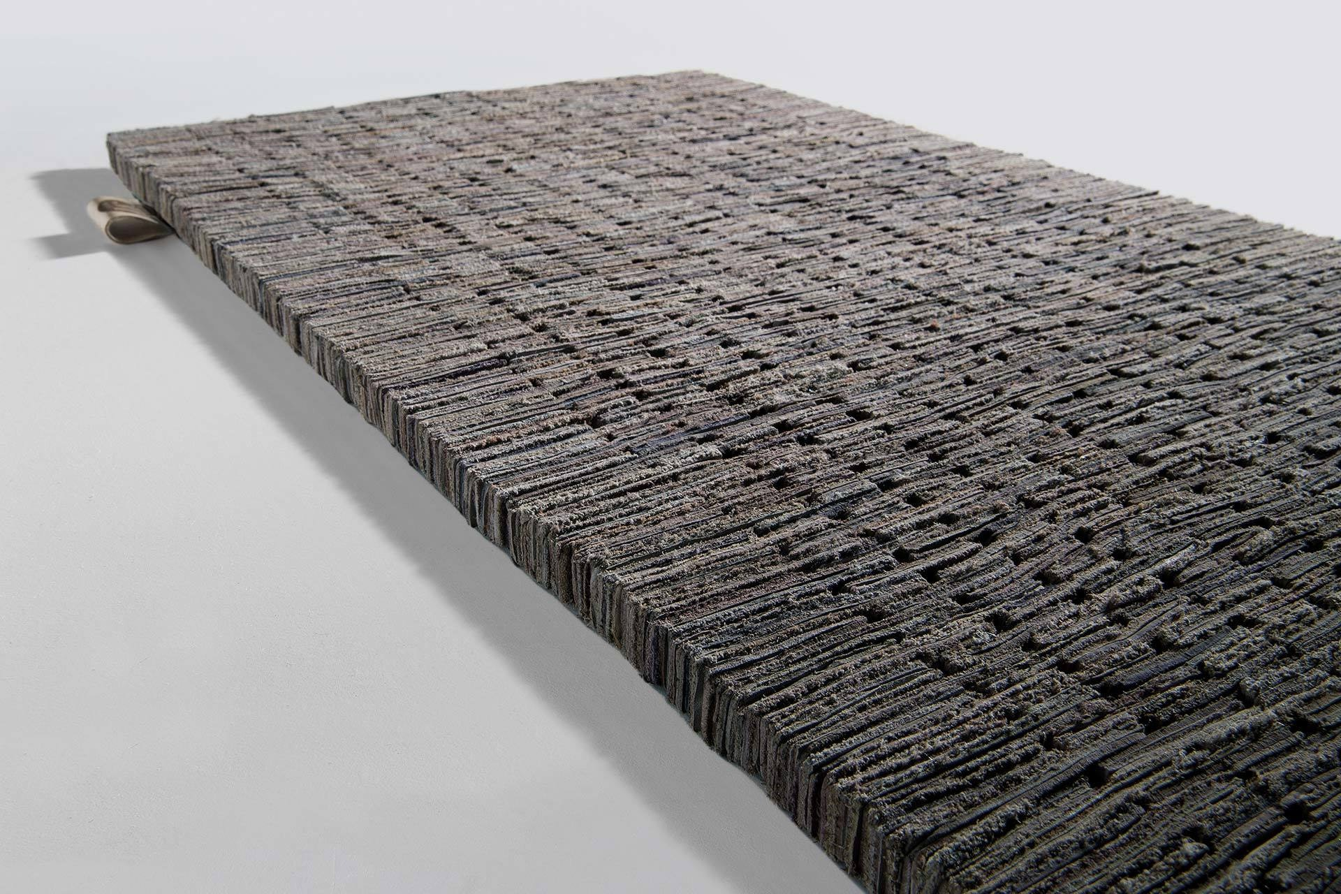 Brick Grey Limited Edition Rugs