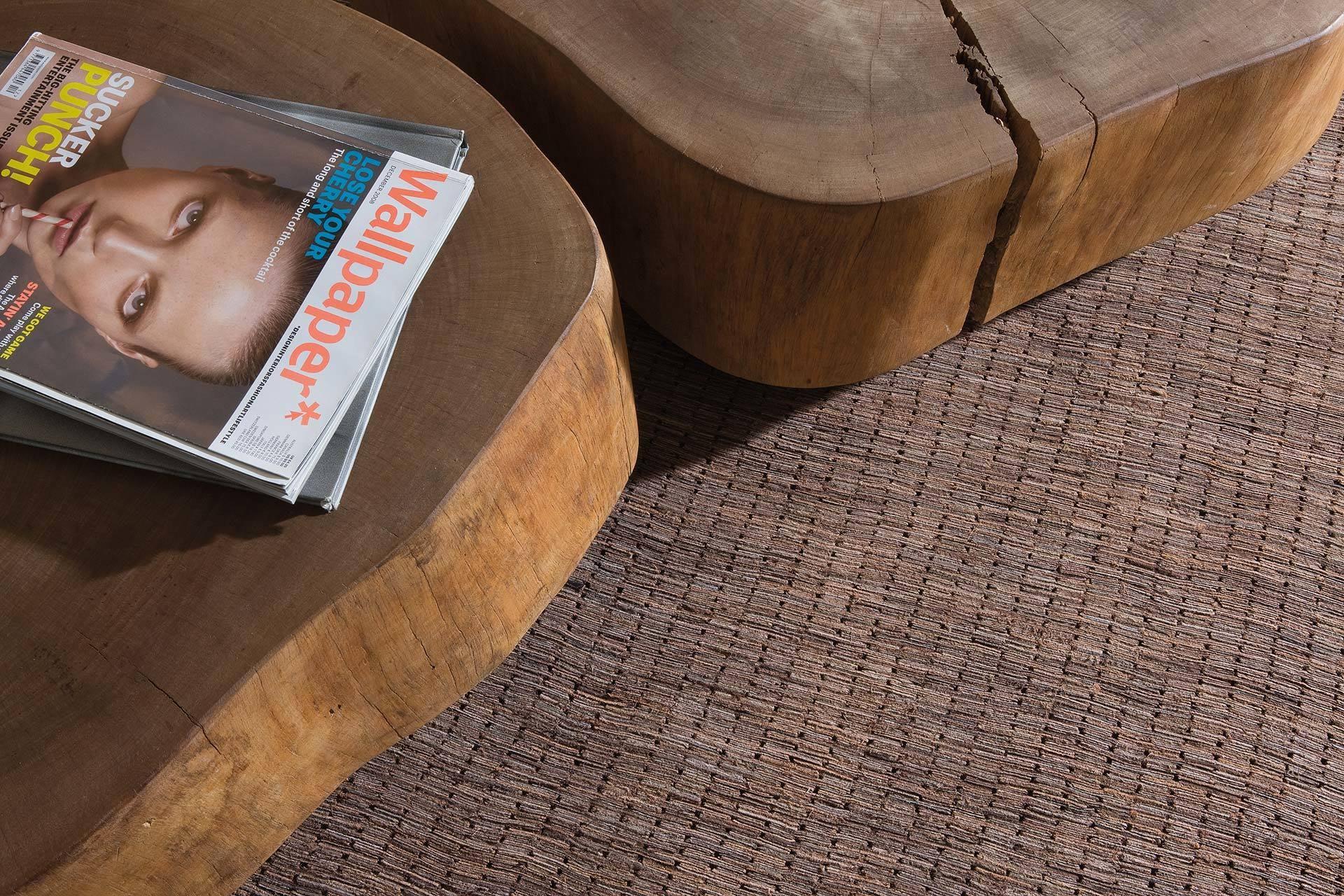 Brick Brown Sfeerbeeld Limited Edition Carpets