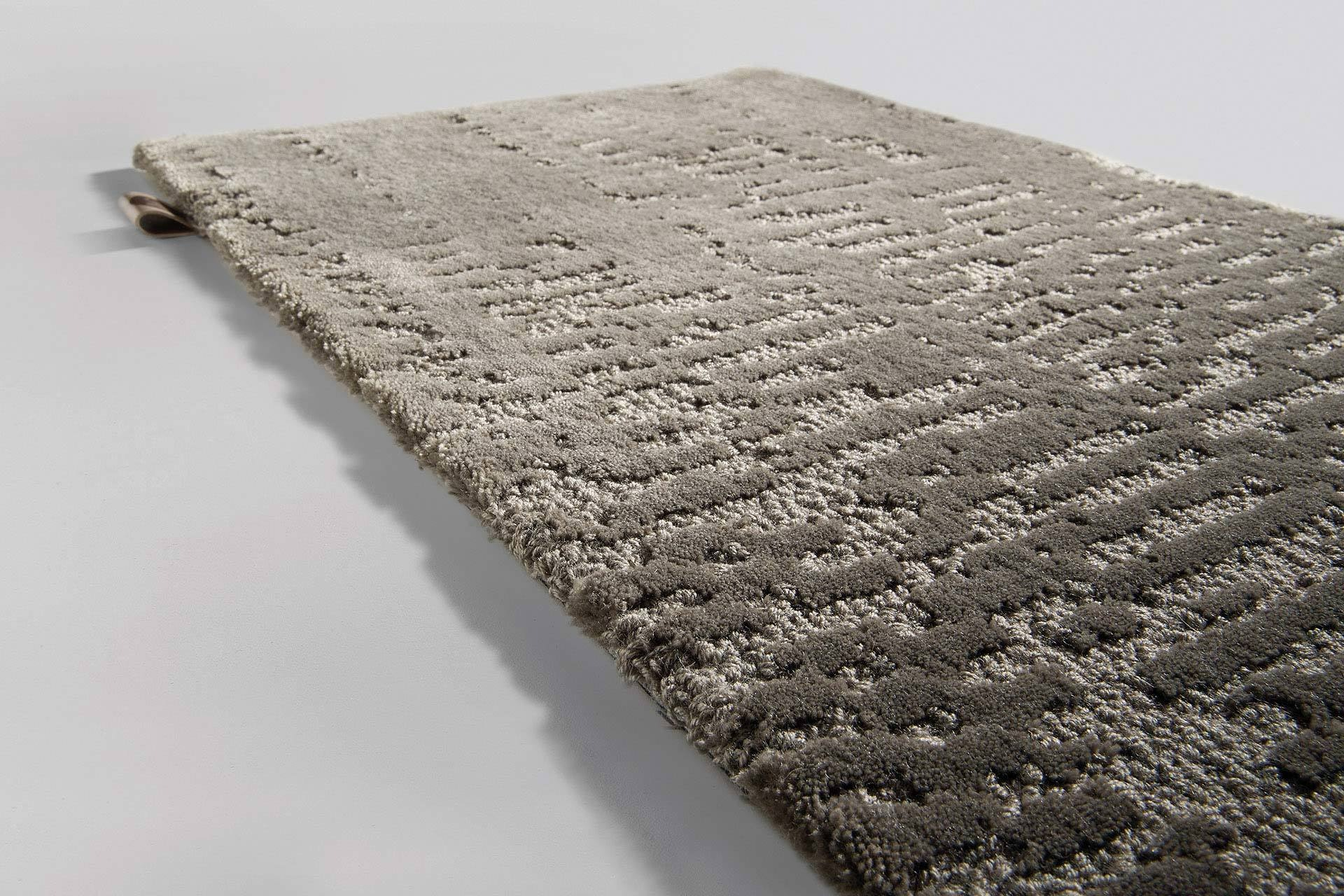 Maestro Matrix Taupe Limited Edition Rugs