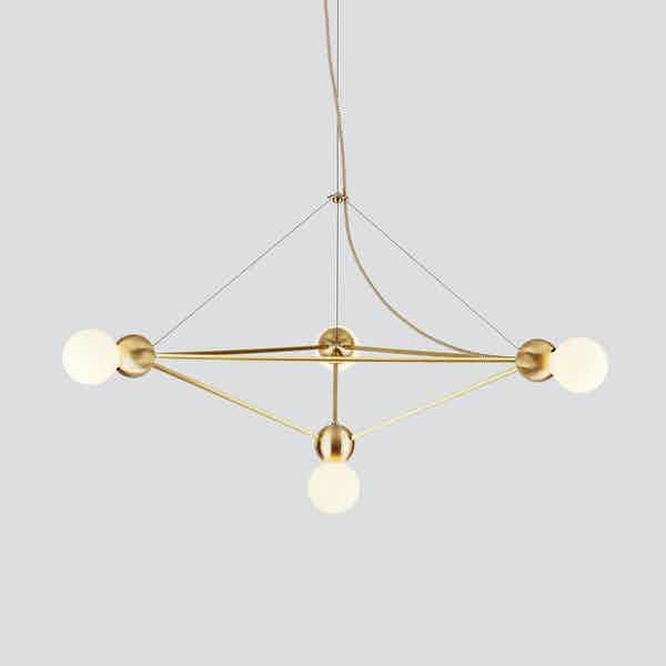 Rosie li lina 04 light pyramid lg chandelier tumbnail haute living