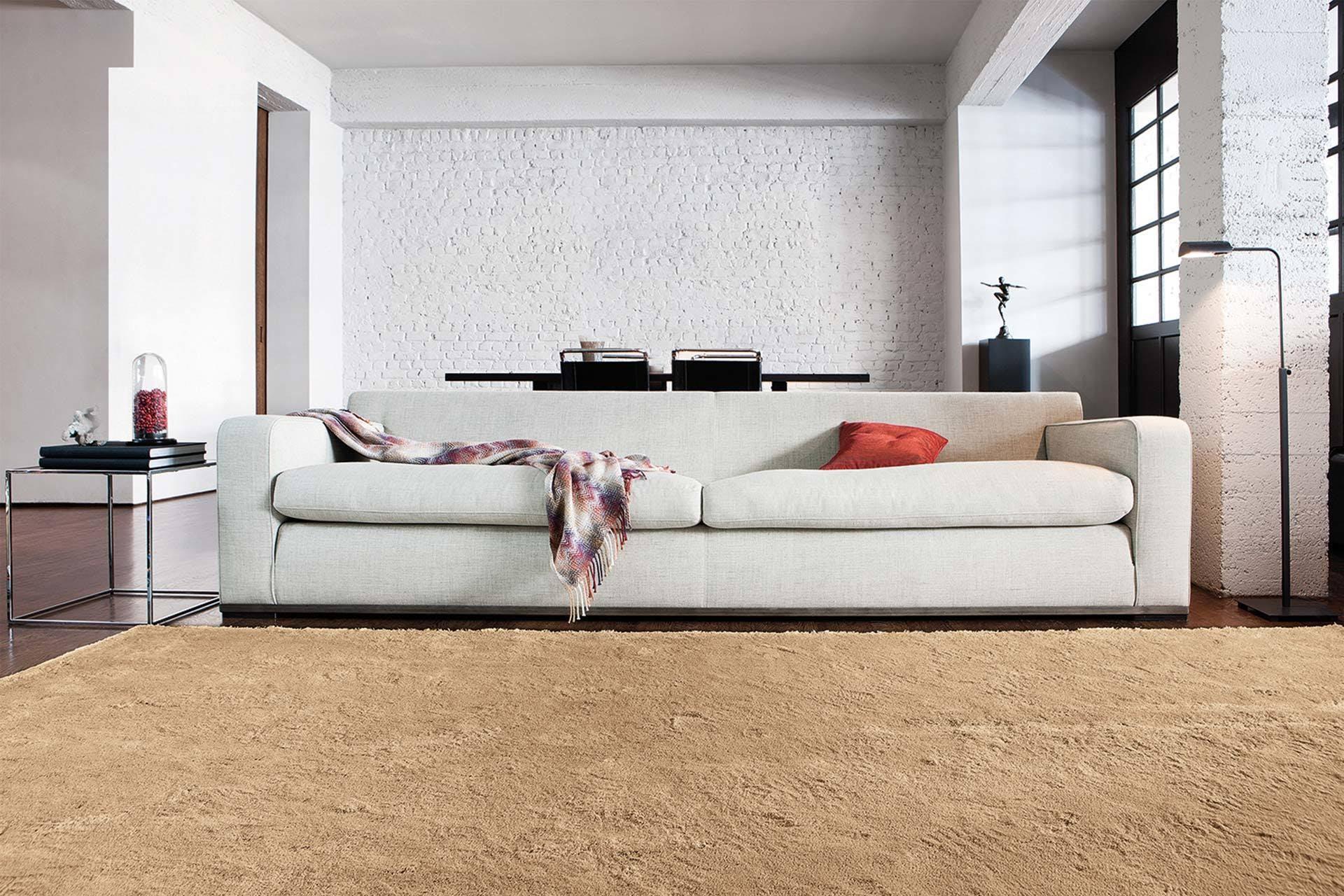 Limited Edition Rugs Linen Luxury Rug Honey Insitu Haute Living