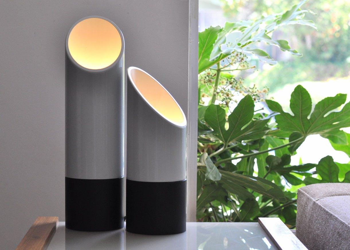 Phase Design Reza Feiz Lipstick Table Lights 4