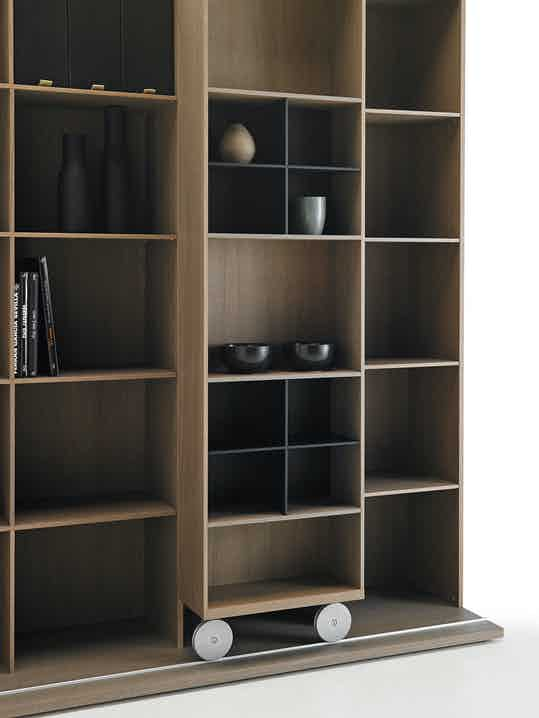 Punt Furniture Lite Light Brown Detail Haute Living