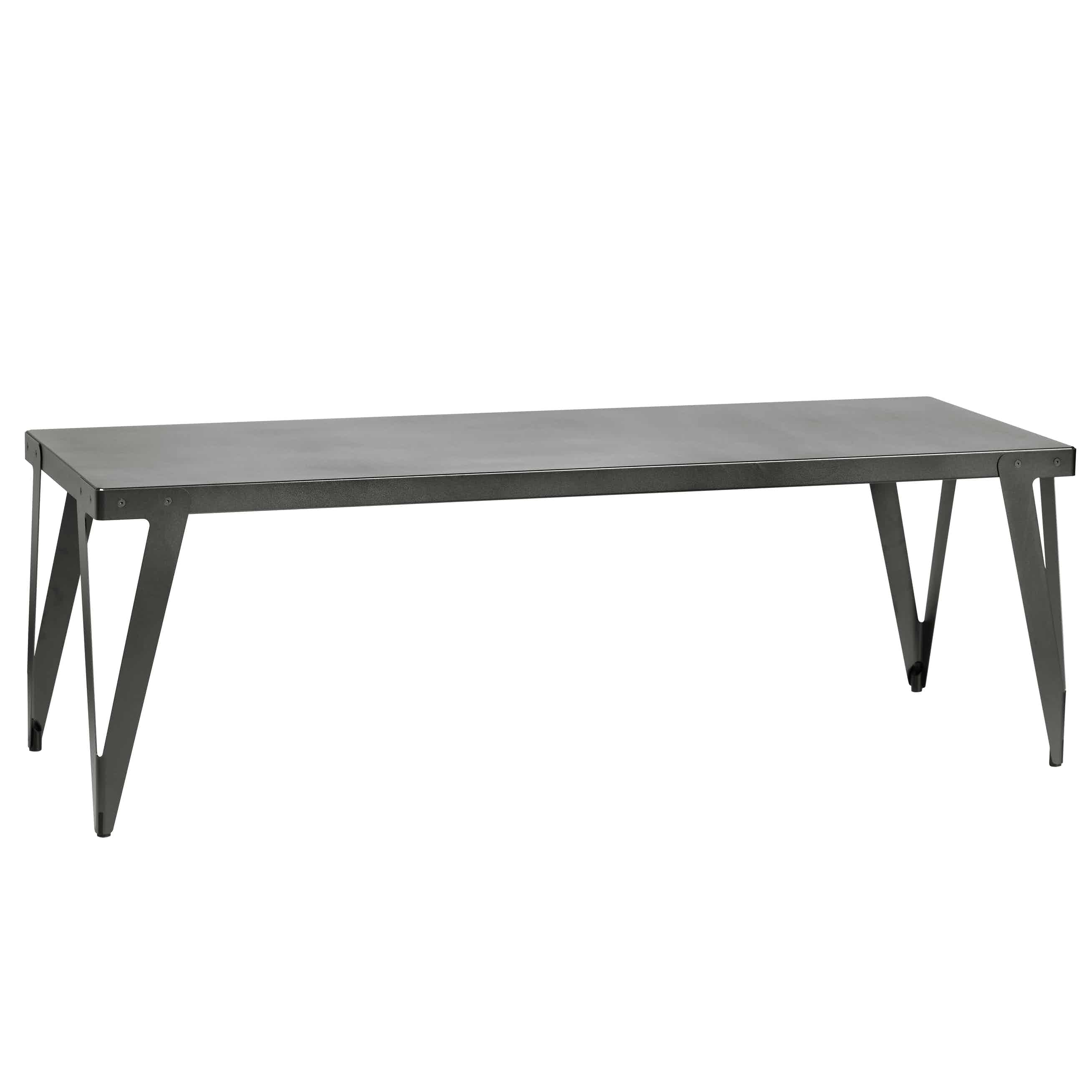 Functionals Rectangular Black Lloyd Dining Table Haute Living Thumb