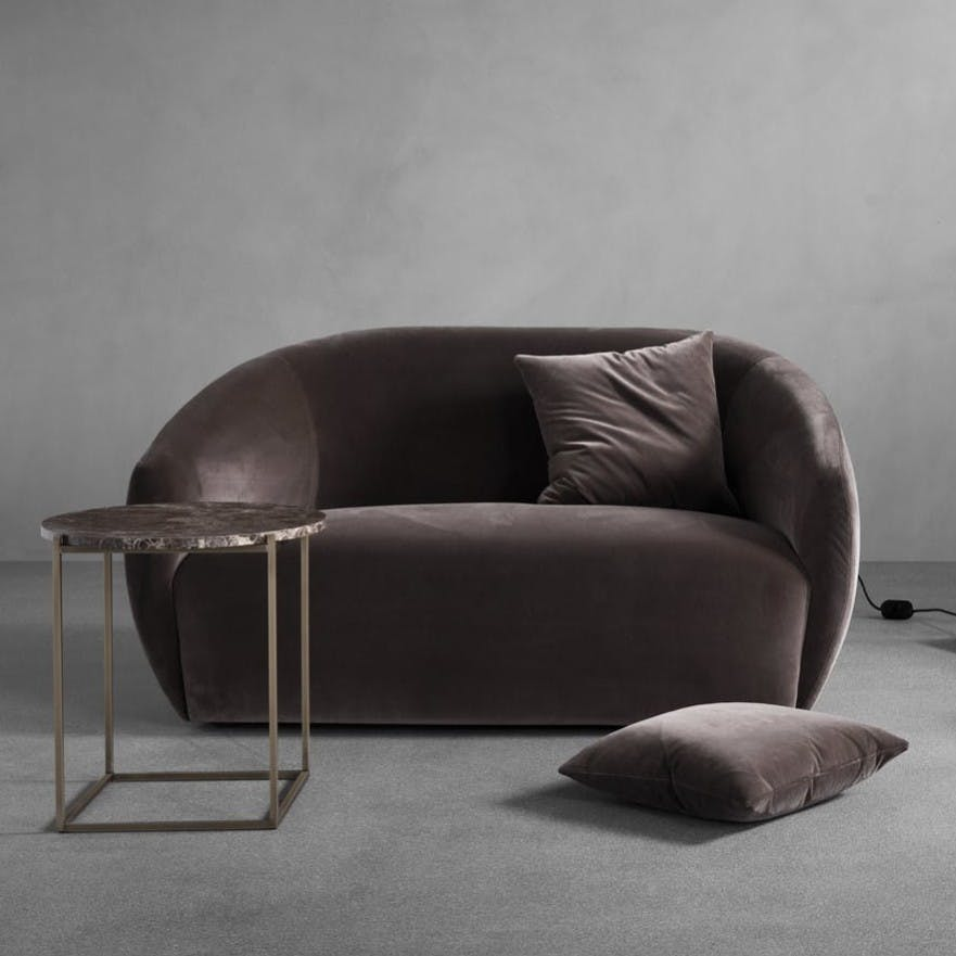Lobby Sofa Haute Living