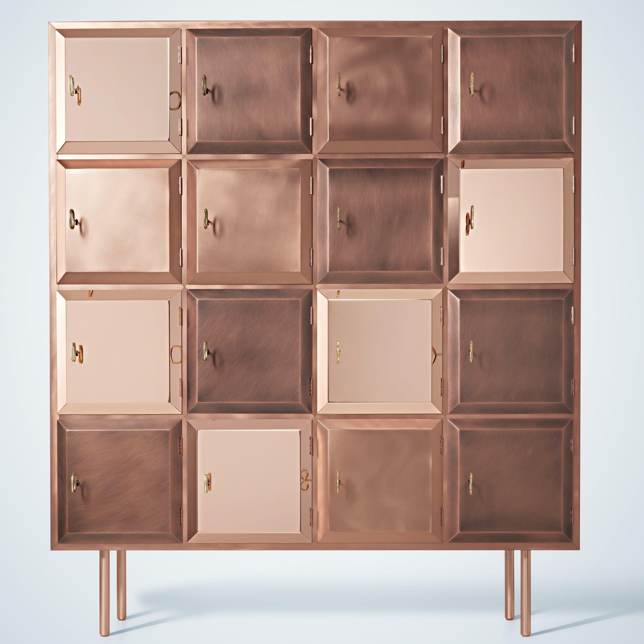 De Castelli Longing Cabinet Haute Living