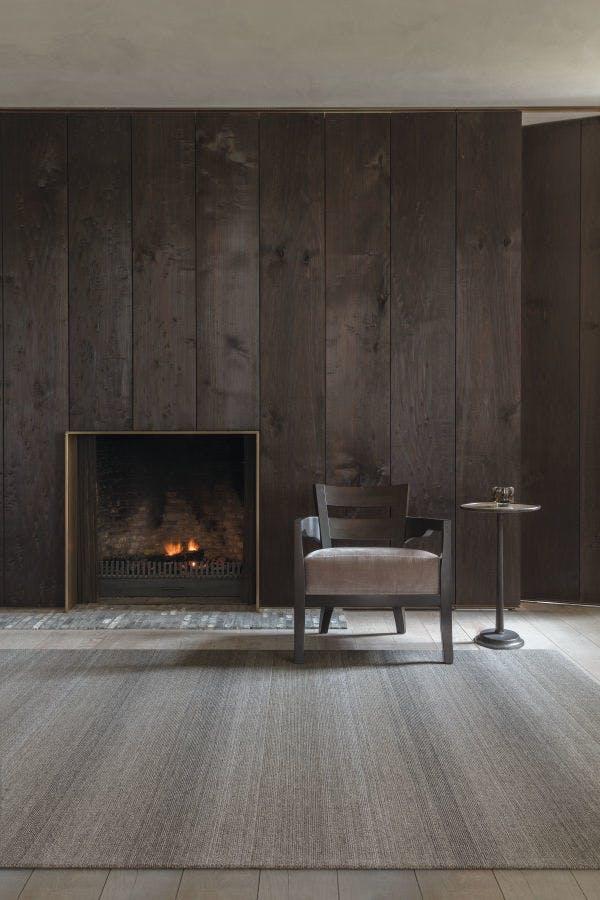 Limited Edition Rugs Lounge Rug Dark Grey Insitu Haute Living