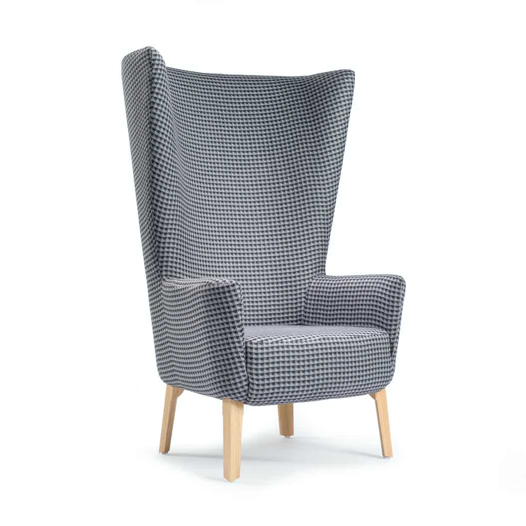 Deadgood-loved-up-chair-houndstooth-haute-living