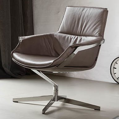 Jab Anstoetz Bond Armchair Low Back Insitu Haute Living