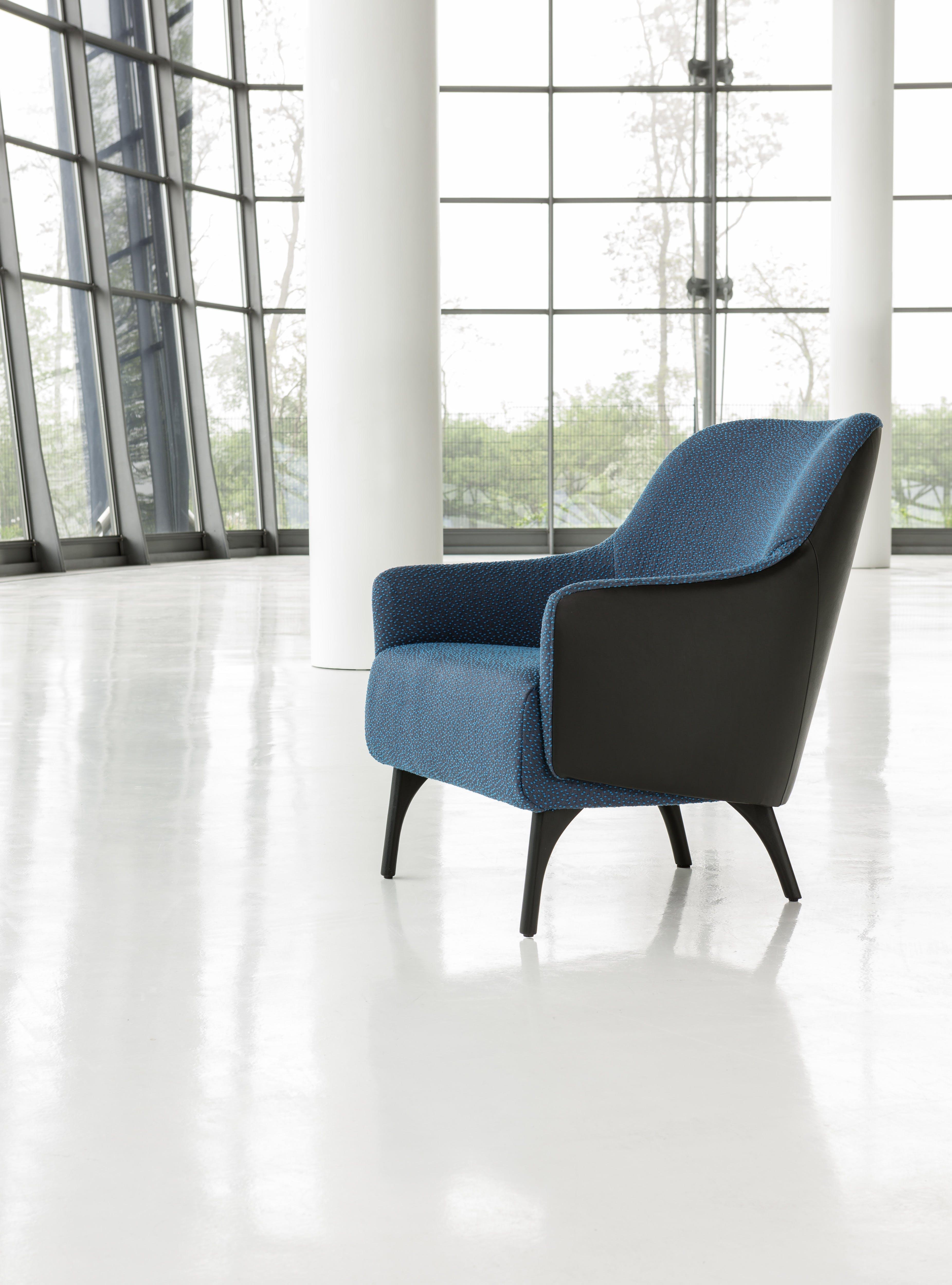Jab Anstoetz Blue Flow Armchair Insitu Haute Living