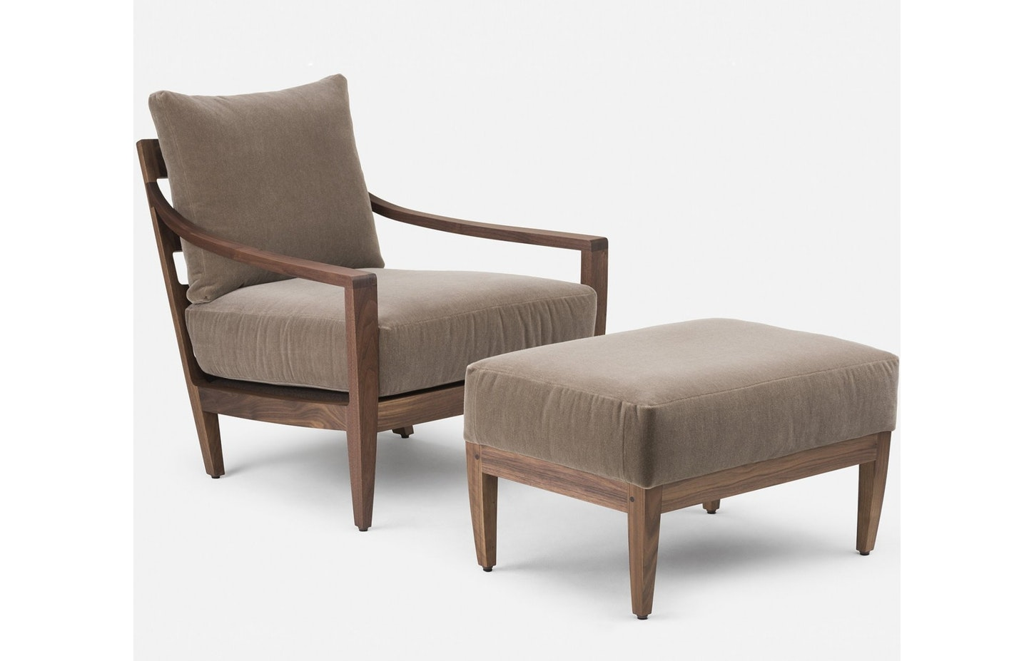 excellent low lounge chair matthew hilton | Modern Armchairs by Contemporary Designers at Haute Living