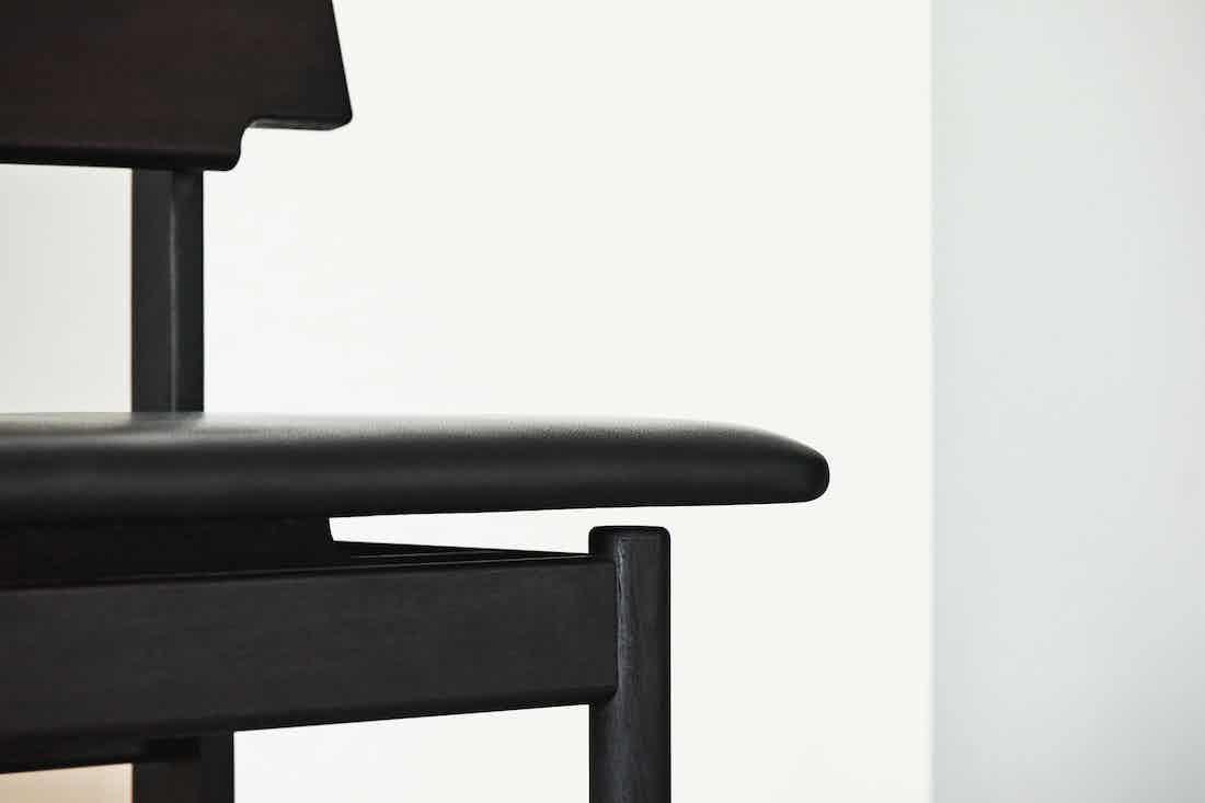 Bolia loyal bench detail haute living
