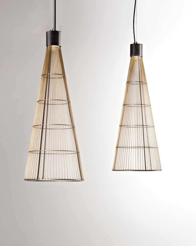 De castelli luce solida lamp duo haute living