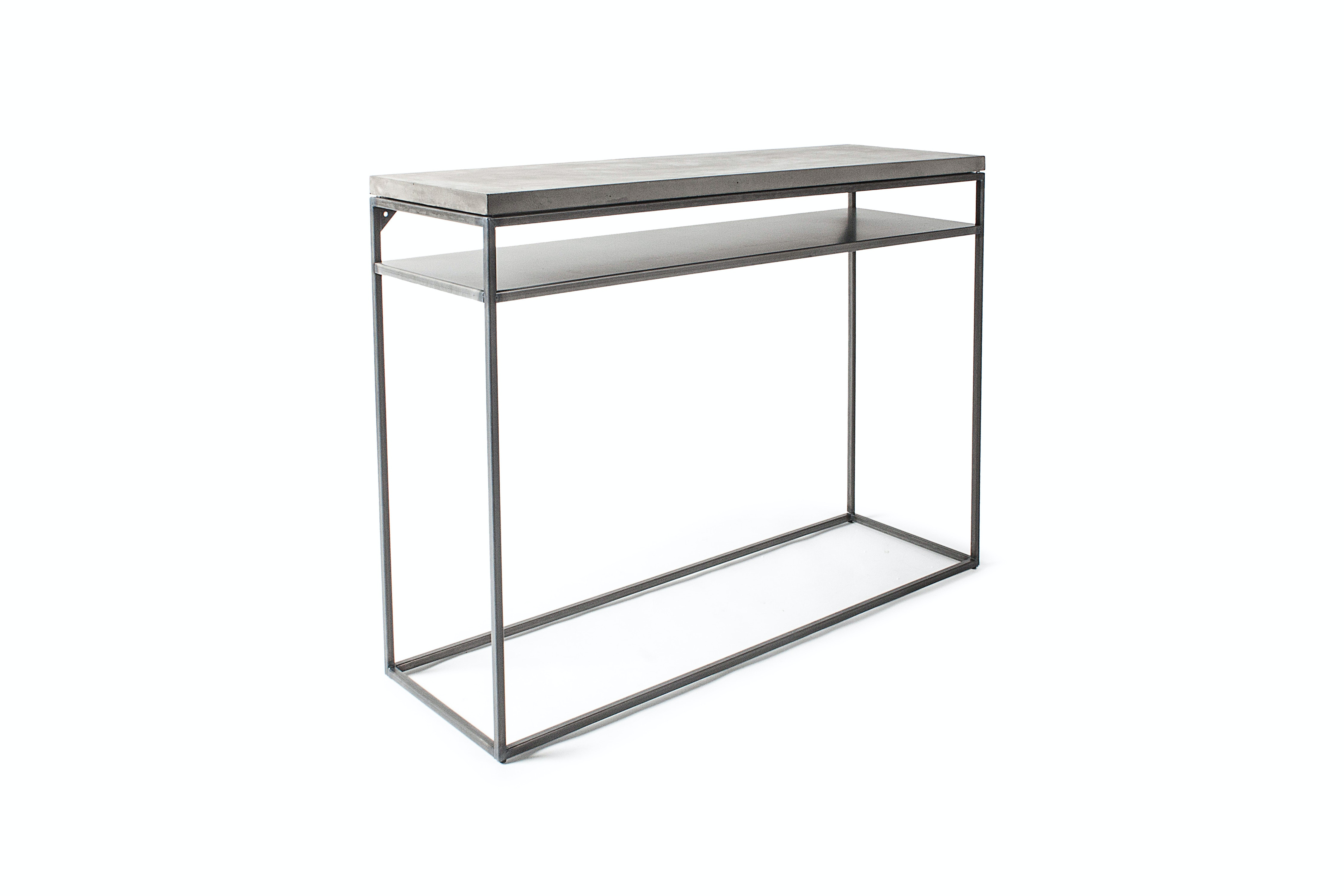 D 09152 Pe 002 Or D 09160 Perspective Console With Shelf 00011