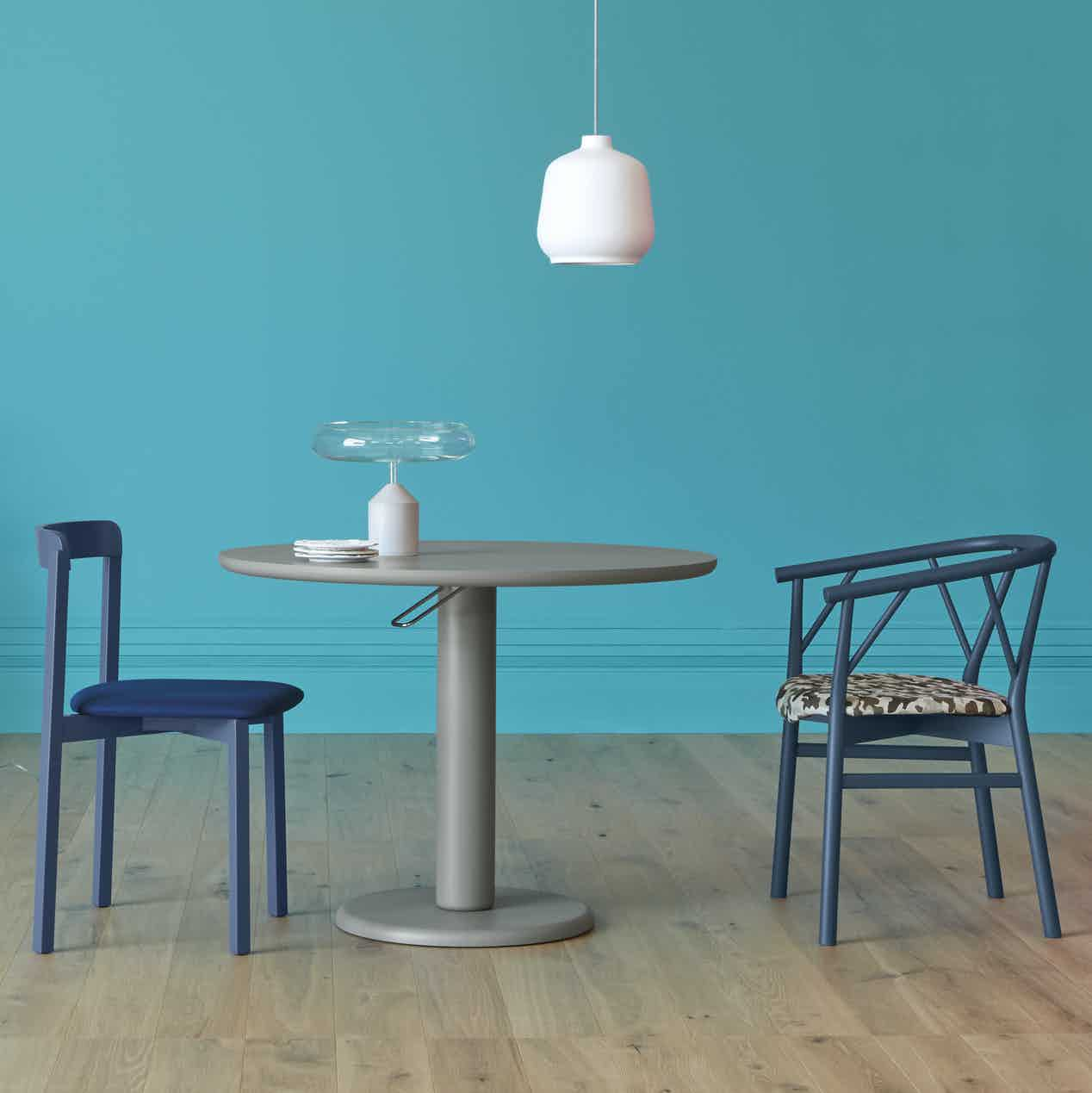 Miniforms Maciste Table Blue Haute Living