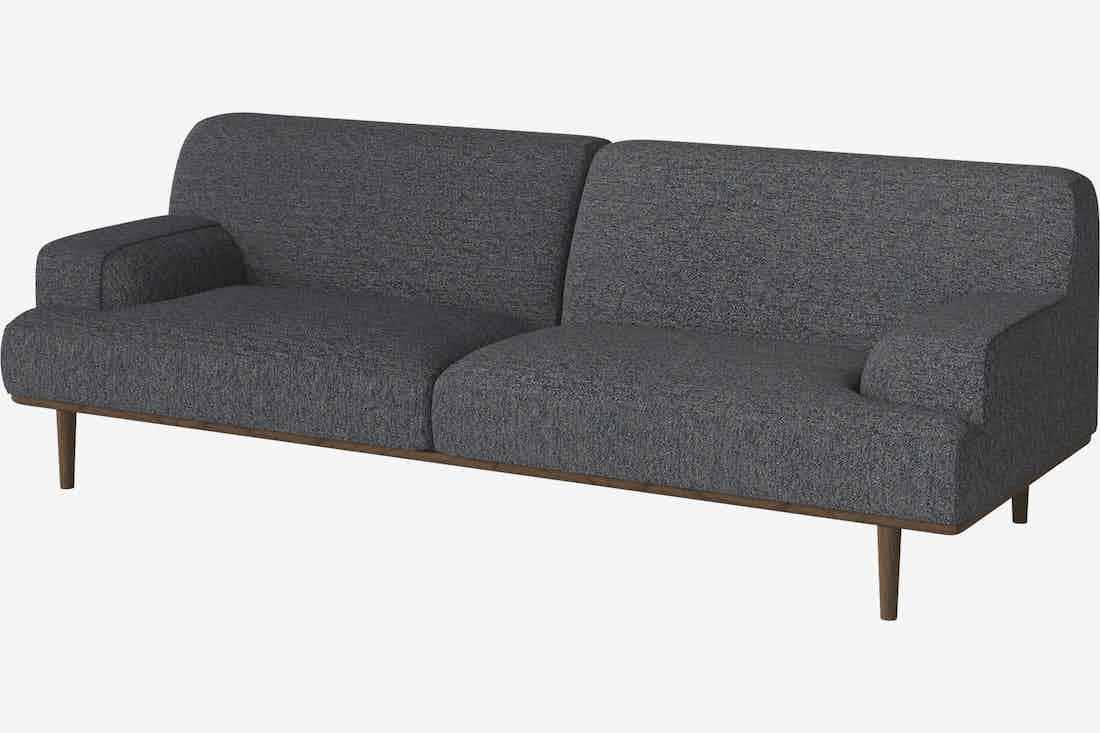 Bolia Grey Madison Sofa Haute Living
