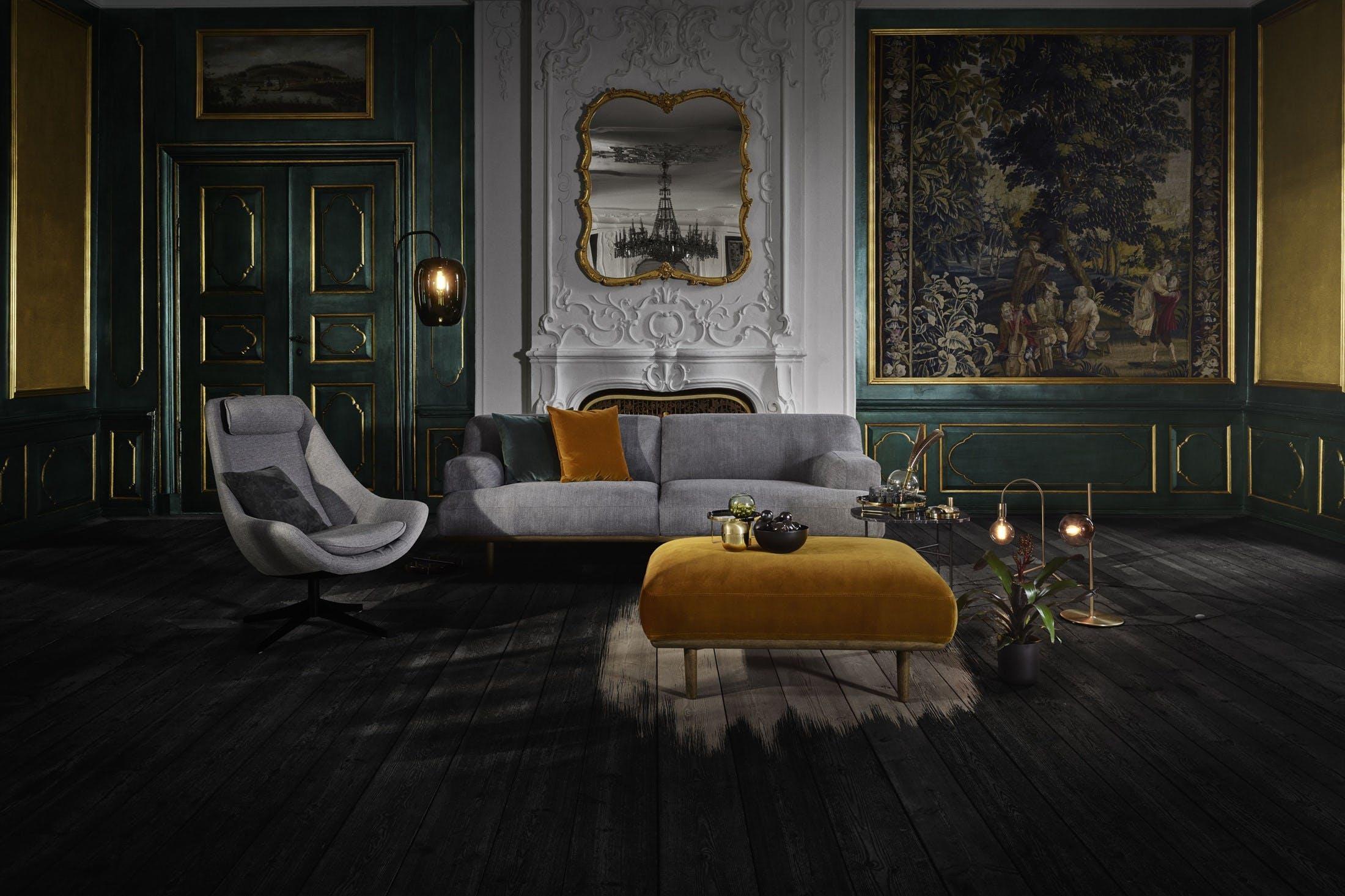 Bolia Grey Madison Sofa Insitu Haute Living