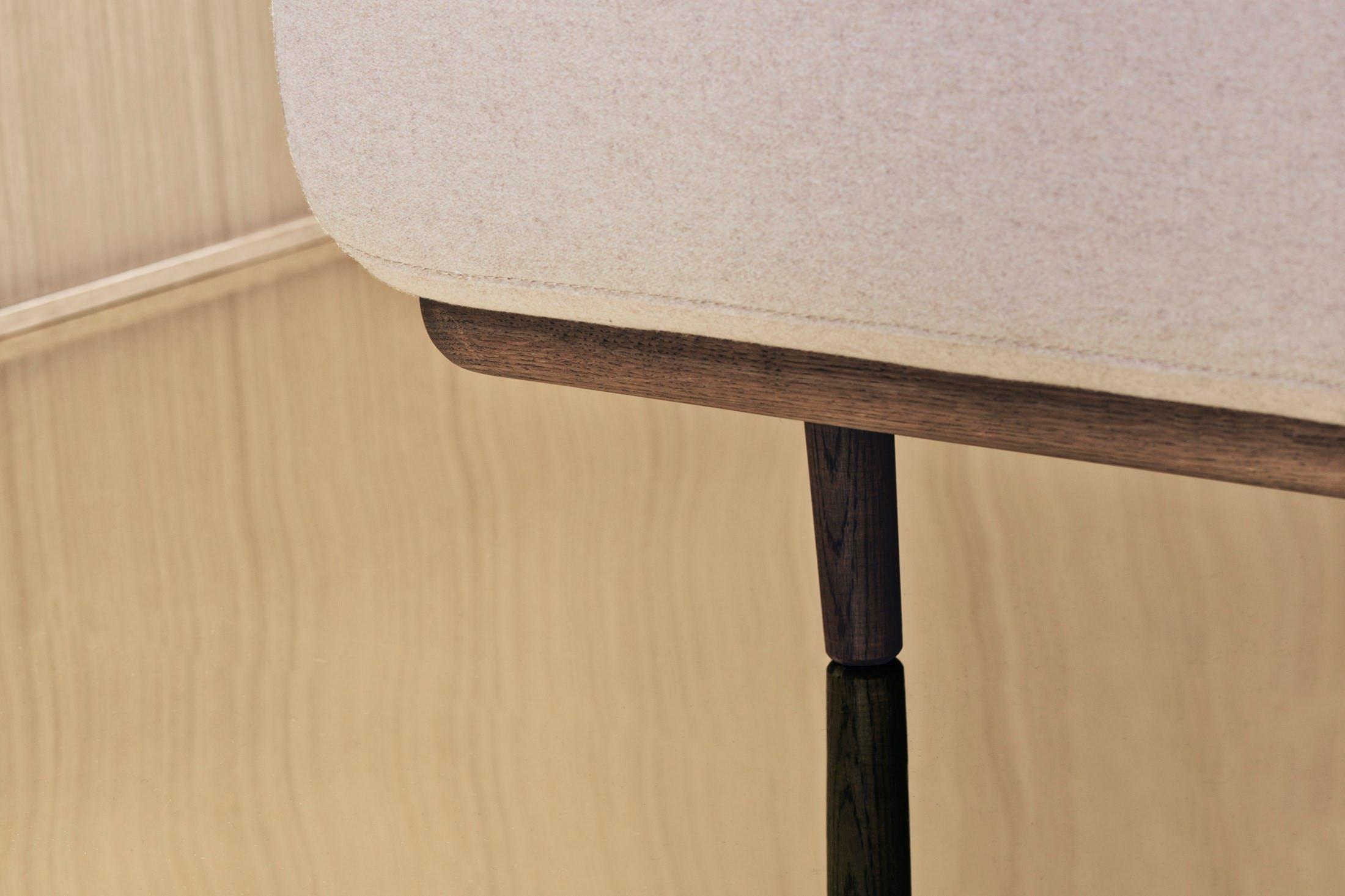 Bolia Madison Sofa Leg Detail Insitu Haute Living