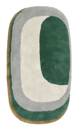 Limited Edition Rugs Maestro Tempo Rug Emerald Top Haute Living