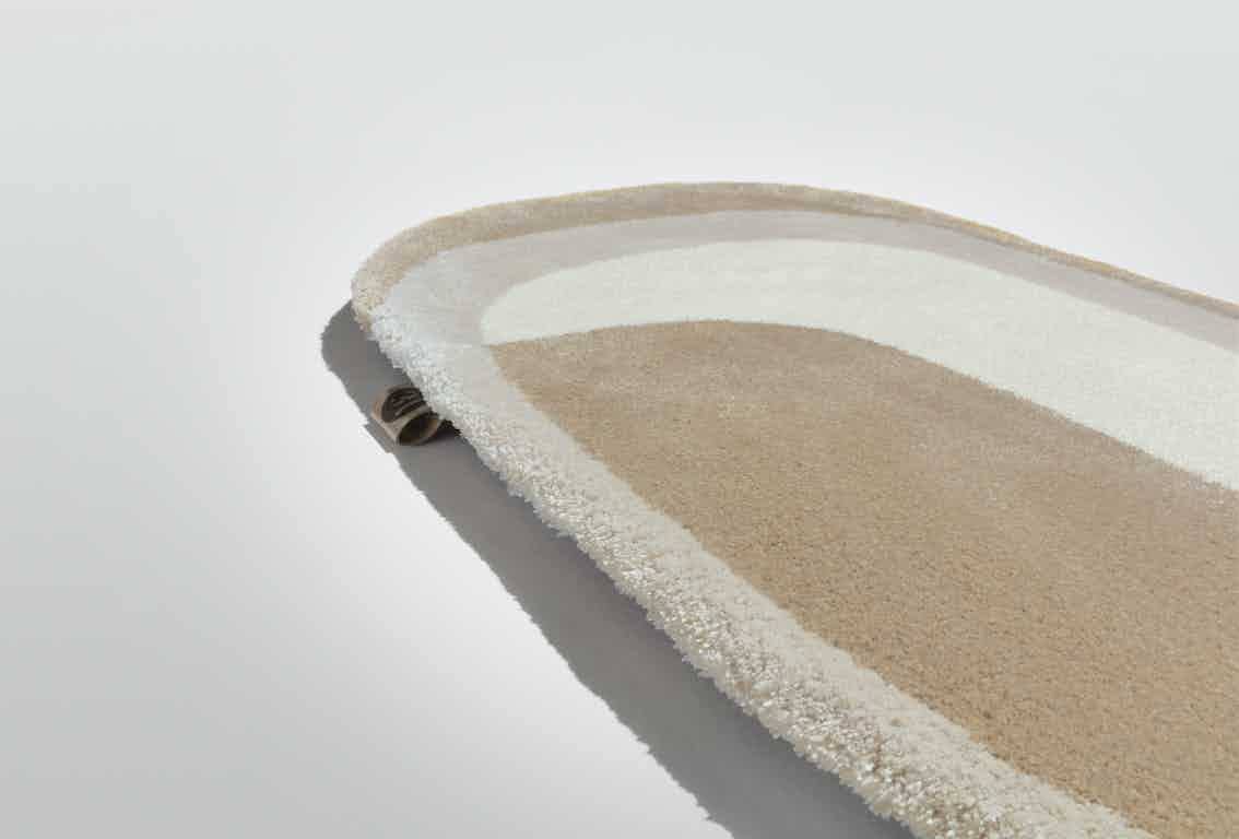Limited Edition Rugs Maestro Tempo Rug Ginger Haute Living
