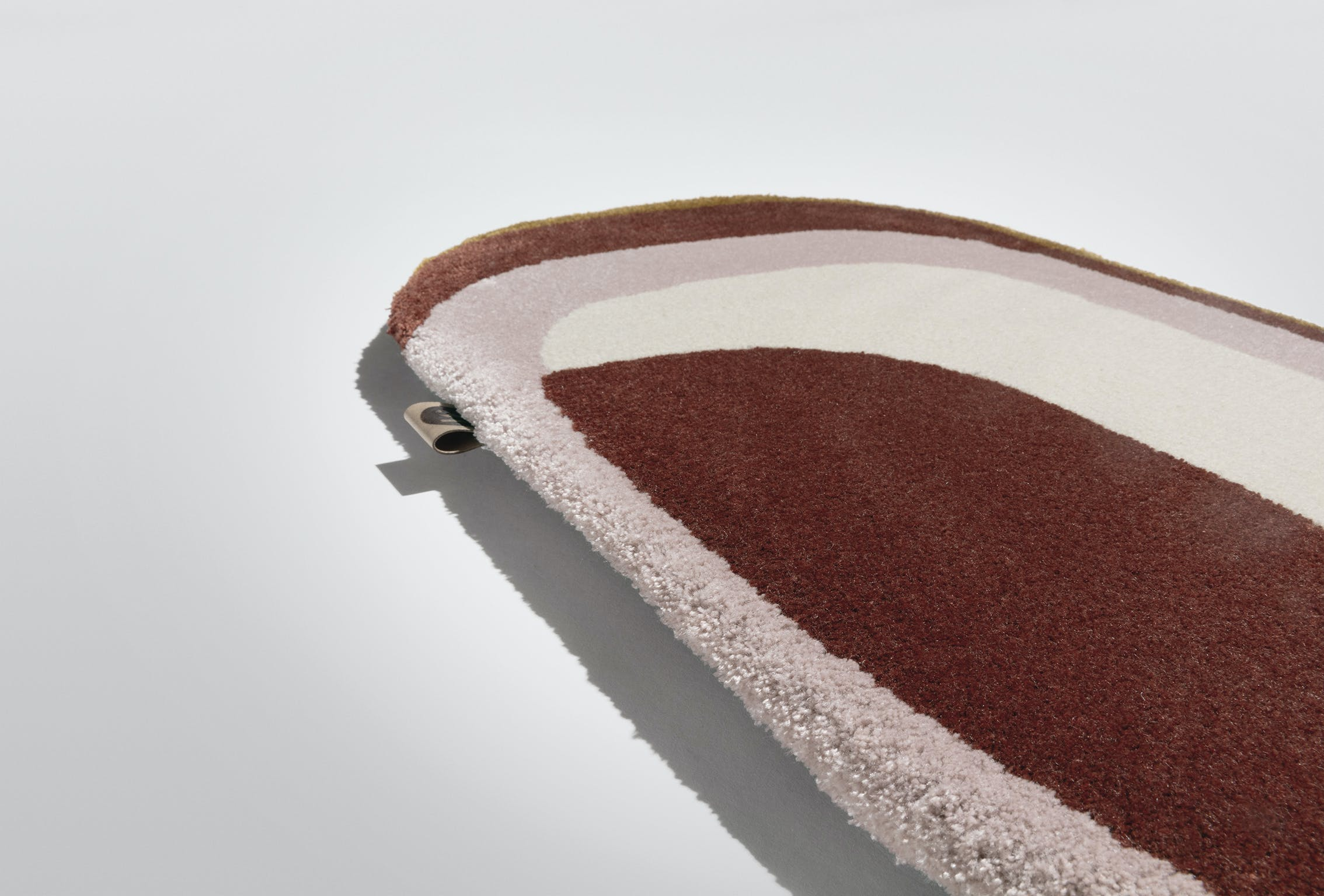 Limited Edition Rugs Maestro Tempo Rug Russet Haute Living