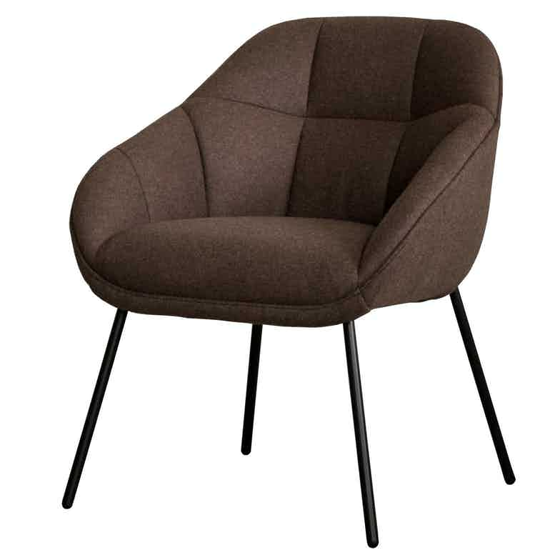 Wendelbo mango small chair haute living