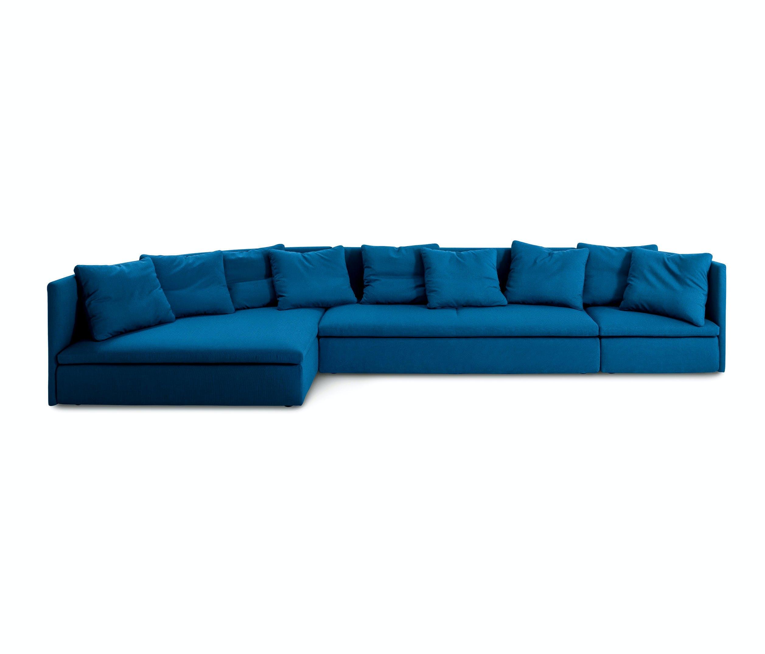 Arflex Blue Mangold Modular Sofa Haute Living