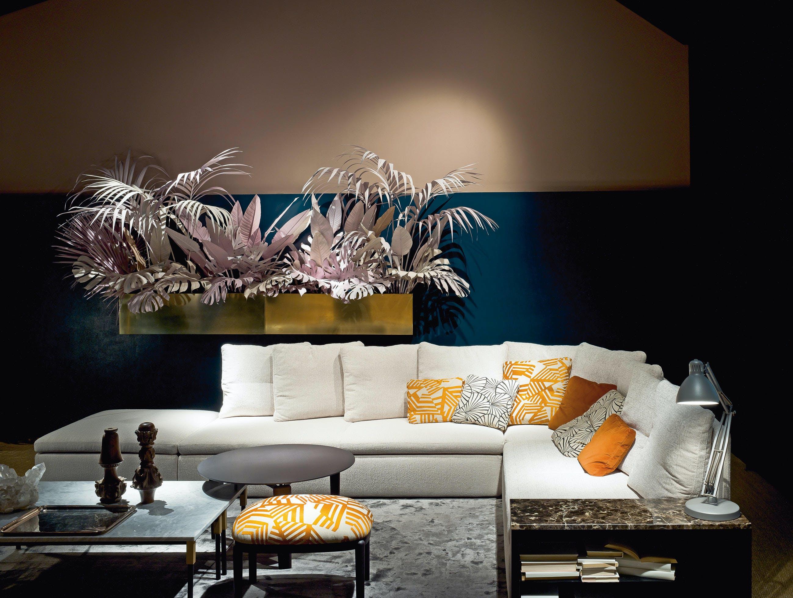 Arflex White Mangold Sofa Insitu Haute Living