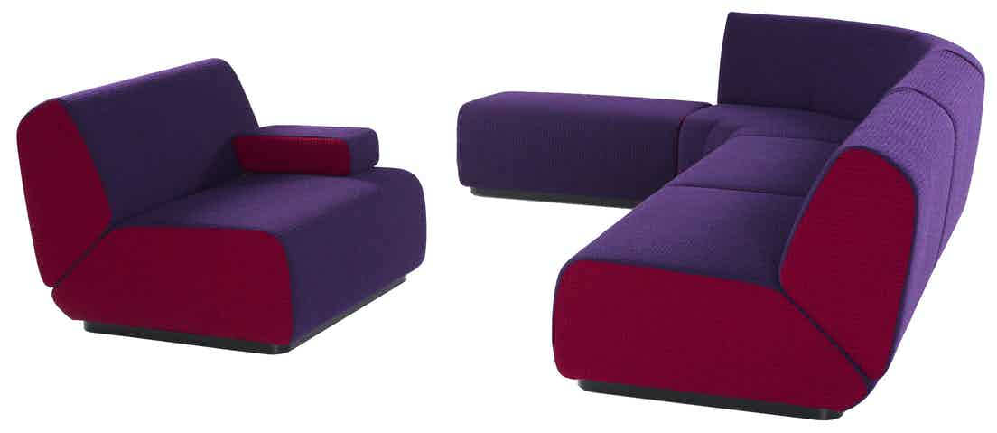 Artifort Modular Manhattan Sofa Thumbnail
