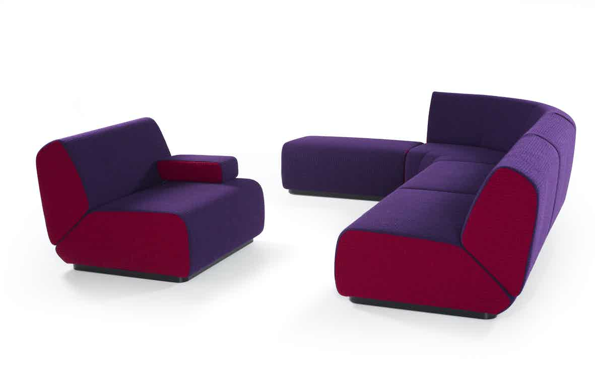Artifort Modular Manhattan Sofa