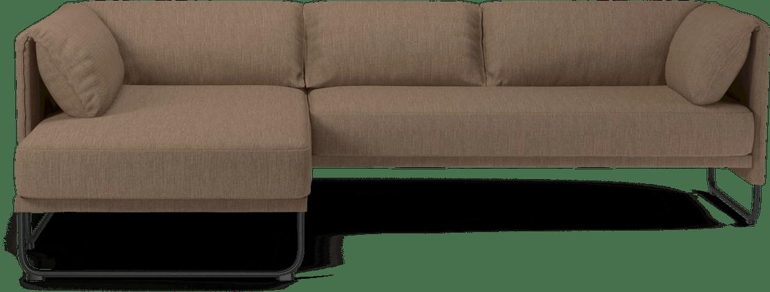 bolia brown mara sofa haute living