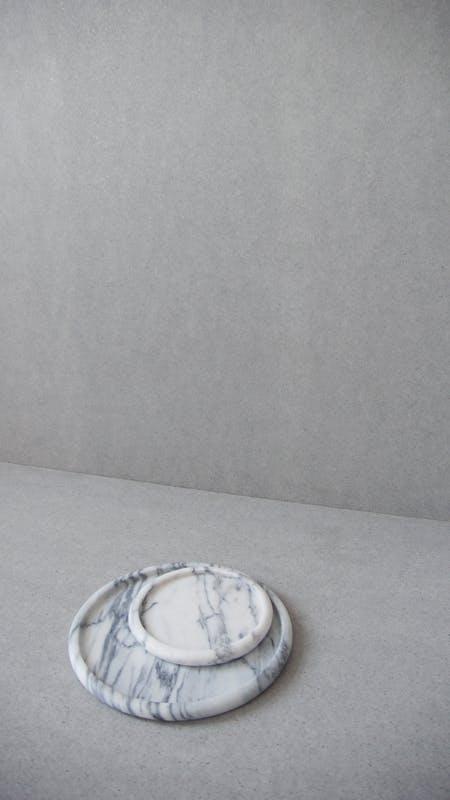 Marbleous White Set