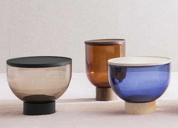 Miniforms Mastea Tables Insitu Trio Haute Living