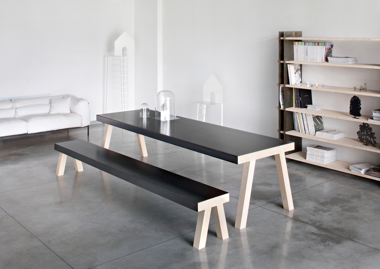 De Castelli Mastro Table Angle Haute Living