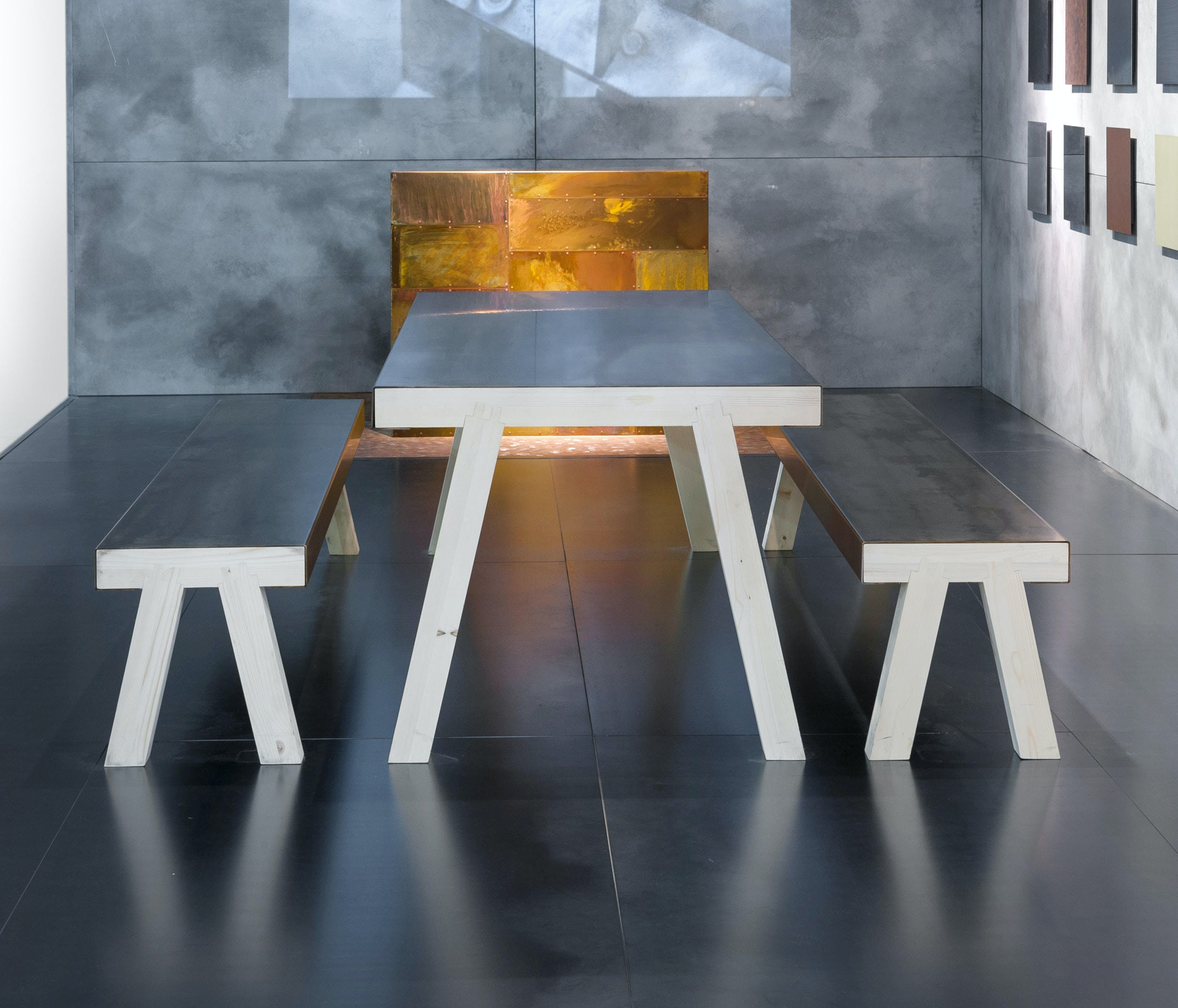De Castelli Mastro Table Side Haute Living